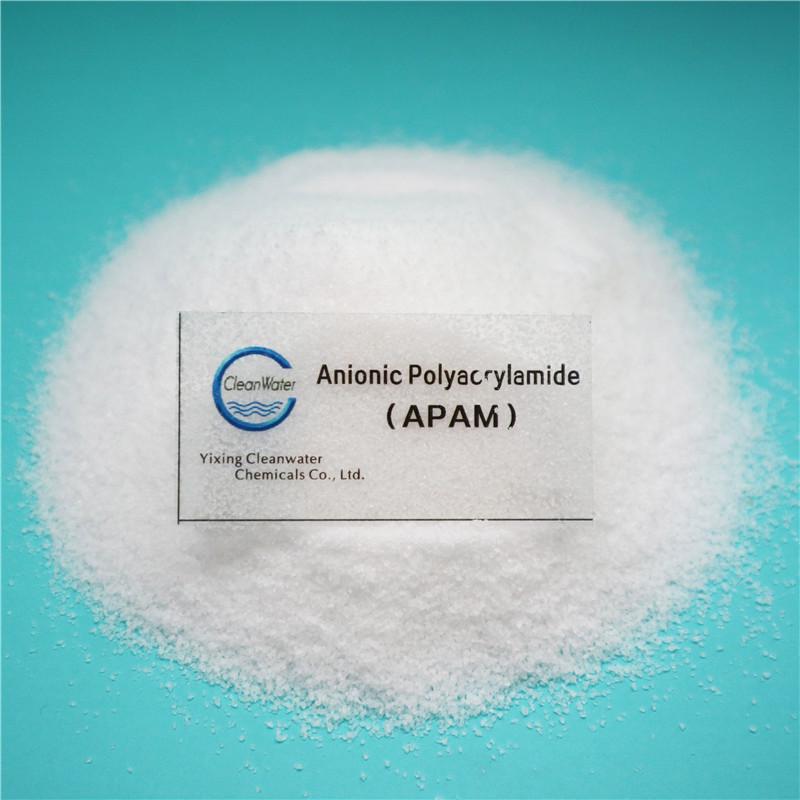 1.PAM-Anionic polyacrylamide (5)
